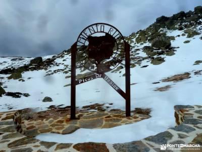 Picos Urbión-Laguna Negra Soria;refugio renclusa viajes en autobus parque natural de verdon cascada